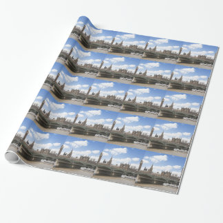 Big Ben Wrapping Paper