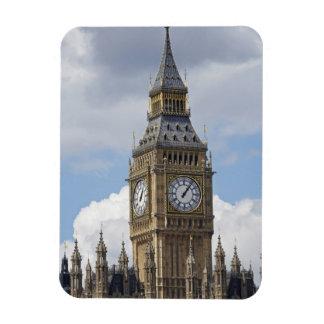 Big Ben y casas del parlamento, Londres, Iman