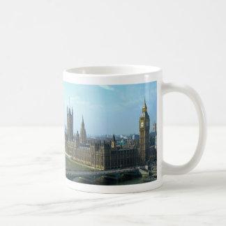 Big Ben y casas del parlamento - Londres Taza De Café