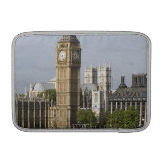 Big Ben y el río Támesis Fundas Macbook Air
