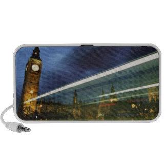 Big Ben y las casas del parlamento iPod Altavoz