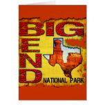 Big Bend National Park Card