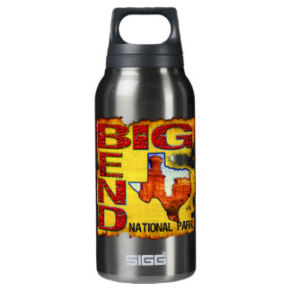 Big Bend National Park Insulated Water Bottle