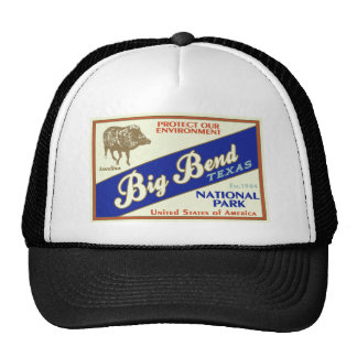 Big Bend National Park (Javelina) Trucker Hat