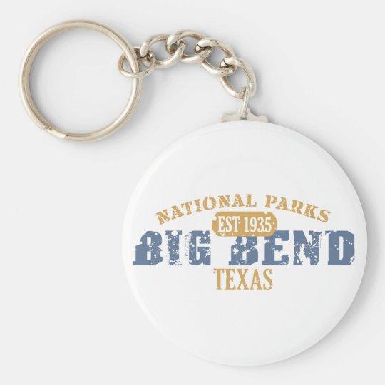 Big Bend National Park Keychain