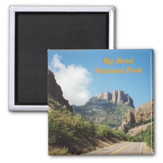 Big Bend National Park magnet