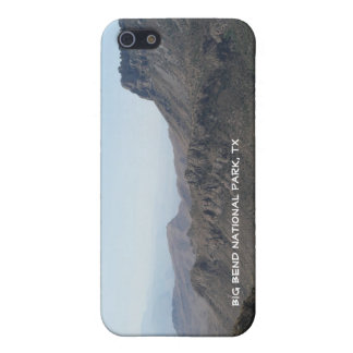 Big Bend National Park-Mountain View Case For iPhone SE/5/5s