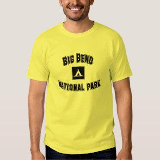 Big Bend National Park T Shirts