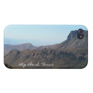 Big Bend National Park, Texas-Mountains/Customize iPhone 4 Cover