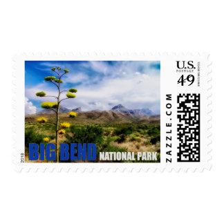 Big Bend National Park, Texas Postage Stamps