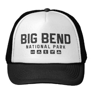 Big Bend National Park (Texas) trucker hat