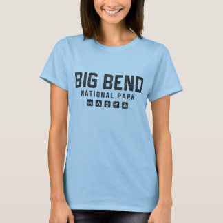 Big Bend National Park (Texas) women's tshirt