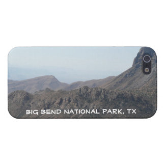 Big Bend National Park, TX-Mountain View/Customize iPhone SE/5/5s Case