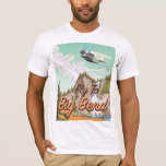 Big bend national park vintage travel poster T-Shirt