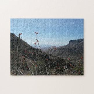 Big Bend Park, Texas/Mountains Jigsaw Puzzle