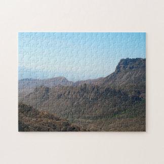 Big Bend TX-Mountain View Jigsaw Puzzle