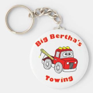 Big Bertha s Towing Key Chain