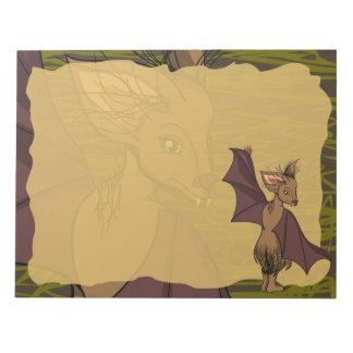 BIG Betty Bat Notepad