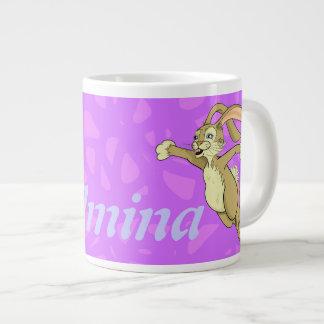 Big Bibi Bunny 20 Oz Large Ceramic Coffee Mug