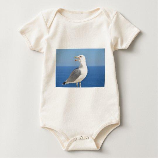 BIG BIRD BABY BODYSUIT