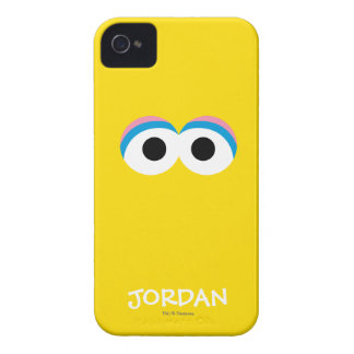 Big Bird Big Face | Add Your Name iPhone 4 Cover