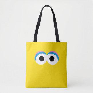 Big Bird Big Face Tote Bag