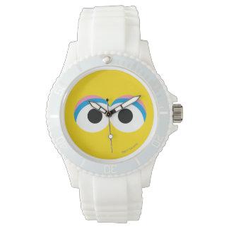Big Bird Big Face Wristwatch