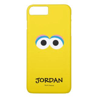 Big Bird Big Face | Your Name iPhone 8 Plus/7 Plus Case