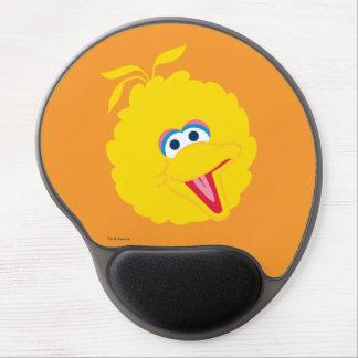 Big Bird Face Gel Mouse Pad