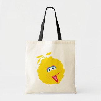 Big Bird Face Tote Bag