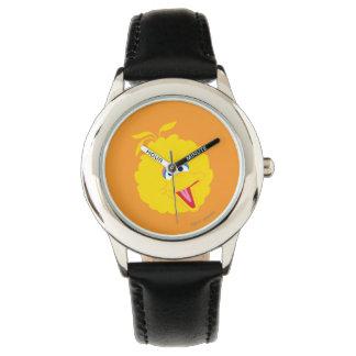Big Bird Face Wristwatch