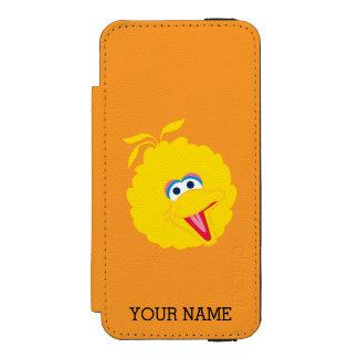 Big Bird Face Incipio Watson™ iPhone 5 Wallet Case