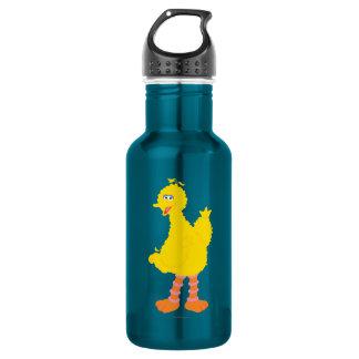 Big Bird Graphic Water Bottle