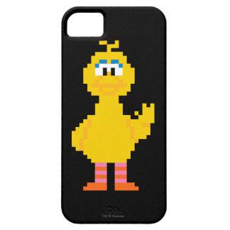 Big Bird Pixel Art iPhone SE/5/5s Case
