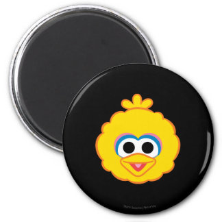 Big Bird Smiling Face Magnet