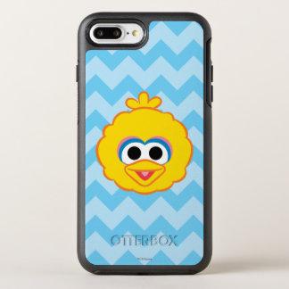 Big Bird Smiling Face OtterBox Symmetry iPhone 8 Plus/7 Plus Case