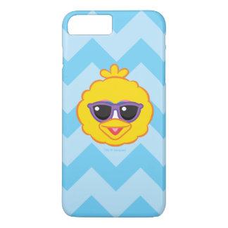 Big Bird Smiling Face with Sunglasses iPhone 8 Plus/7 Plus Case