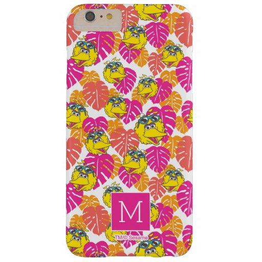 Big Bird | Tropical Pattern Barely There iPhone 6 Plus Case