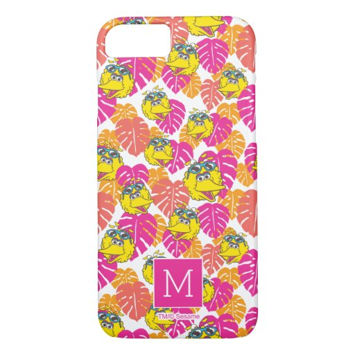 Big Bird | Tropical Pattern iPhone 8/7 Case