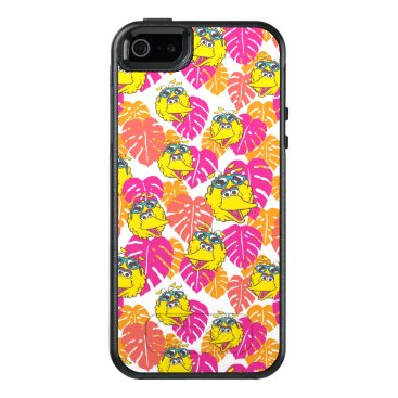 Big Bird | Tropical Pattern OtterBox iPhone 5/5s/SE Case