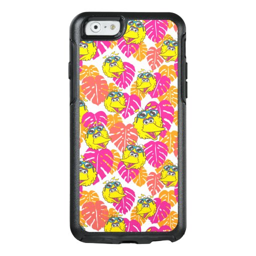 Big Bird | Tropical Pattern OtterBox iPhone 6/6s Case