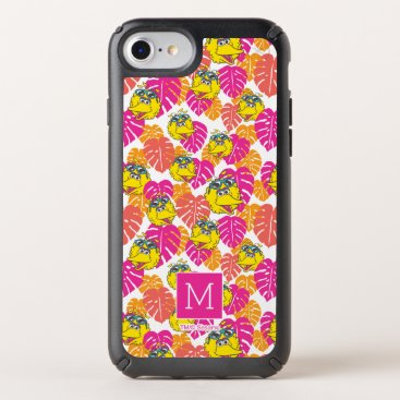 Big Bird | Tropical Pattern Speck iPhone Case