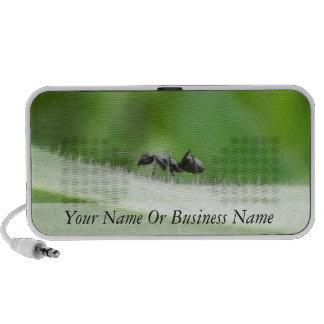 Big Black Ant Notebook Speaker