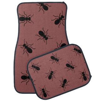 Big Black Ants Pest Control Van Novelty Car Mats