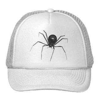Big Black Creepy 3D Spider Hat