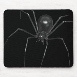 Big Black Creepy 3D Spider Mouse Pad