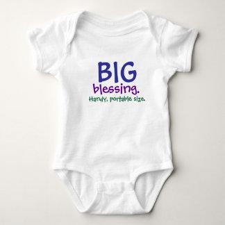Big Blessing Baby Bodysuit