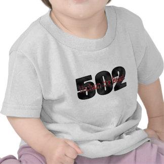 Big Block Beast 502 Tshirts