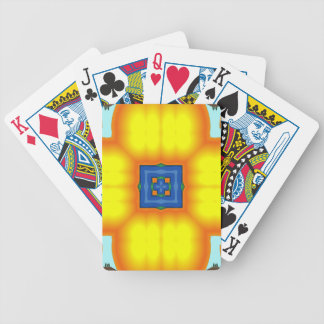 Big Blossom Color Playing Cards