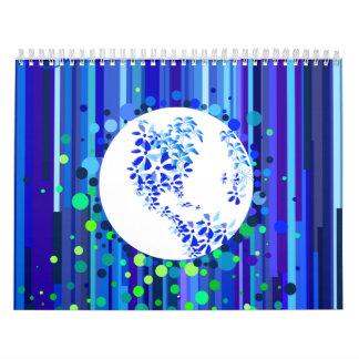 Big Blue Calendar